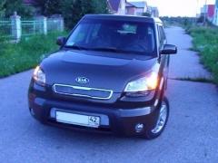 Kia Soul 2009 - отзыв владельца