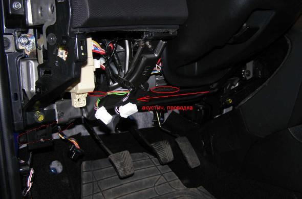 Замена проводки киа церато Замена регулятора давления тойота королла 150
