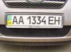 Изготовление решетки нижнего воздухозаборника на KIA Ceed