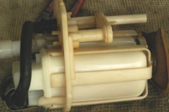 Замена топливного фильтра на Киа Церато (модели до 2003 г.в.)