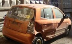 Скрытые повреждения на Киа Пиканто