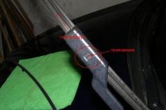 Ремонт автомобиля Киа Сид. Замена резинок щеток стеклоочистителей
