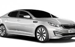 Kia Optima/Magentis 2010
