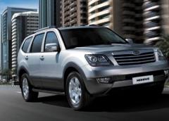 Обновленный Kia Mohave уже в продаже на российском рынке