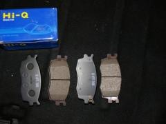 Замена передних и задних тормозных колодок Киа Рио