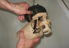 промывка инжектора киа спектра своими руками