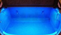 Светодиодная подсветка багажника на Киа Церато