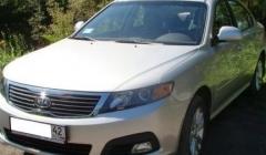 Kia Magentis 2010 года выпуска - отзыв автолюбителя