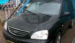 Отзыв автовладельца Kia Carens 2009