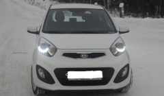 Отзыв автовладельца Kia Picanto 2012
