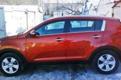 Отзыв автолюбителя Kia Sportage 2011 года выпуска