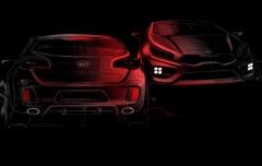 Рассекречены данные моделей Kia Pro Ceed GT и Kia Ceed GT