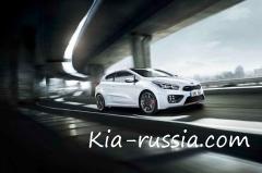 Премьера заряженных Kia Ceed GT и Pro_Ceed GT пройдет в Женеве