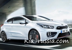 Фото Kia Pro Ceed GT 2014