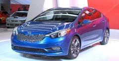 Объявлена стоимость Kia Forte 2014