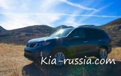 Обзор Kia Sorento 2014. Первая часть