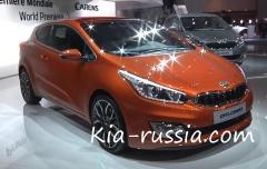 Апрельские продажи автомобилей КИА в России оказались рекордными для компании
