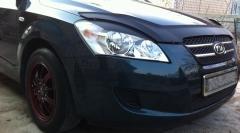 Отзыв от автовладельца Kia Ceed Wagon 1.6 CRDi (2009 г.в.)