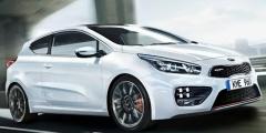 Тест-драйв Kia Pro Ceed GT 2014. Часть 2