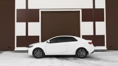 Тест-драйв Киа Церато купе 2011. Часть 2