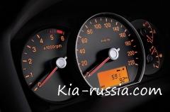 Тест-драйв KIA Carens 2007. Часть 1