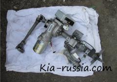 Устранение стука электроусилителя руля Kia Rio. Часть 1