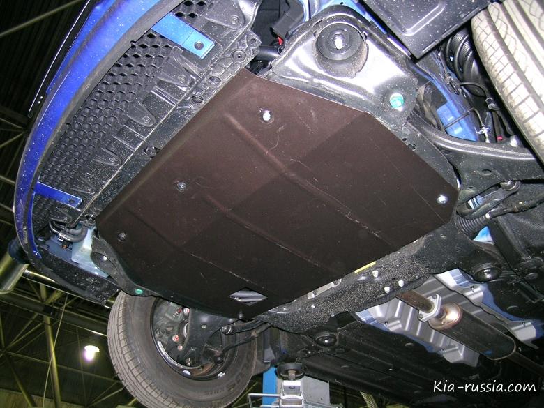 Фото двигателя киа сид