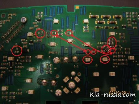 Круиз-контроль на дорестайлинговый Сид 1.6 AT LX