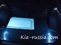 Дополнительная подсветка багажника KIA Ceed SW