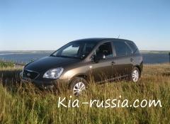 Отзыв о Kia Carens 2011 г.в. Покупать или нет?