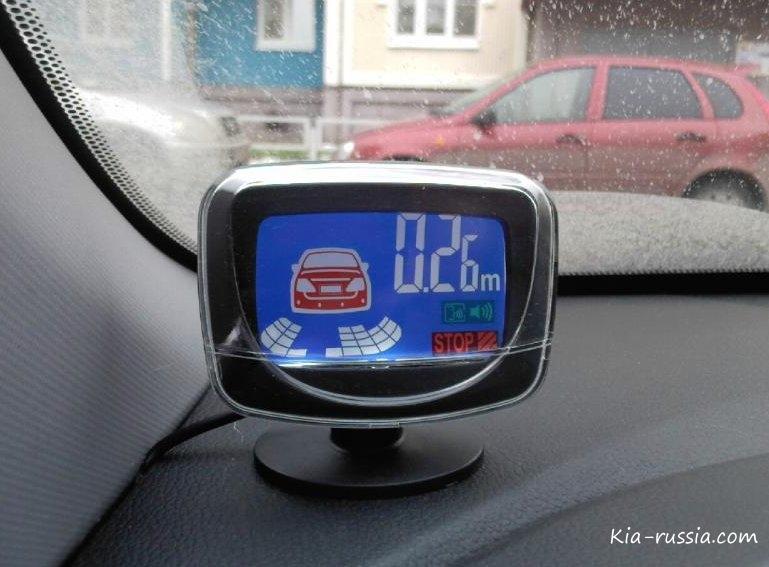 Ремонт парктроника своими руками датчика