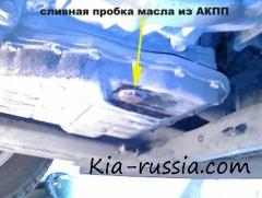Замена масла в двигателе и коробке передач Сида