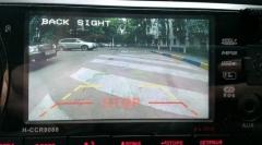 Монтаж камеры заднего вида на Рио хэтчбек