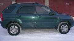 Отзыв о Киа Спортейдж 2.0 4WD 2008 года выпуска