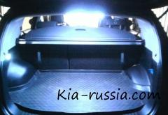 Дополнительное освещение багажника Спортейдж