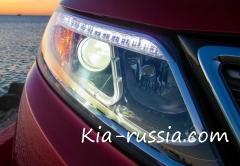 Kia Sorento 2014 - тест-драйв