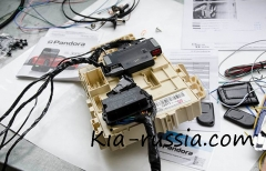 ������������ Pandora DXL 3910 �� KIA Ceed