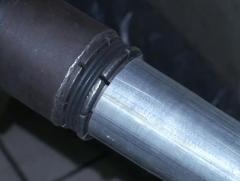 Ремонт глушителя на Киа Спектра