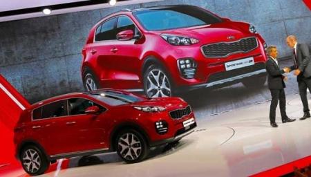 Установлена цена нового Kia Sportage в России.