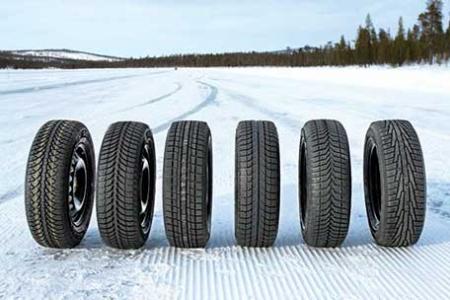 Выбор зимних автомобильных покрышек